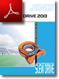 JINB slewing drive catalogue